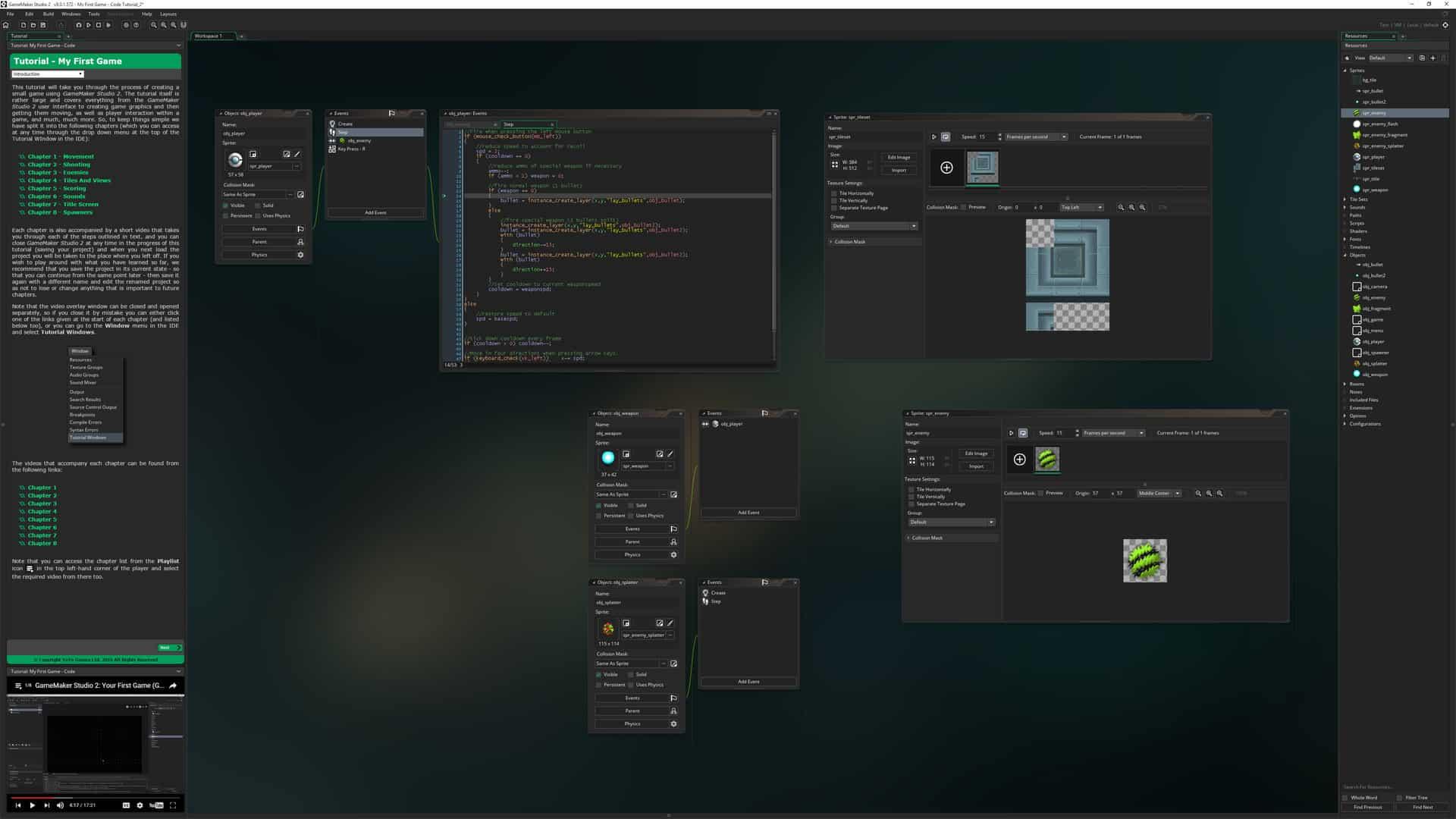 گیم میکر استودیو نسخه ۲