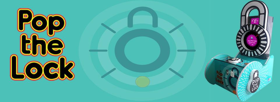 بازی قفل شکن pop the lock