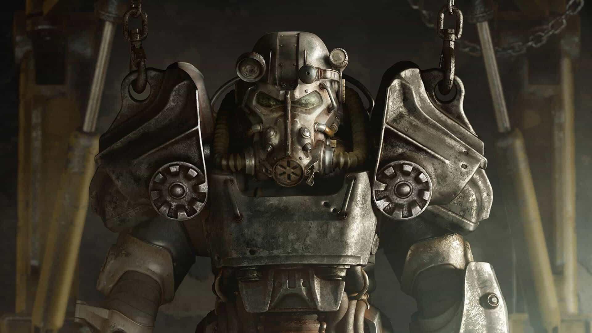 بازی ویدیویی فال اوت ۴ (افسردگی ۴) - Fallout 4 Video Game
