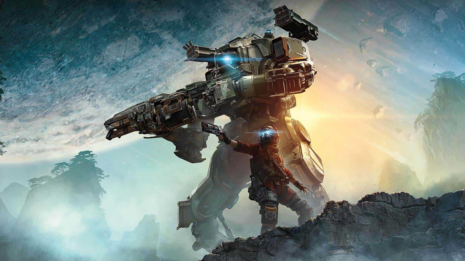 بازی ویدیویی تایتان فال (سقوط تایتان) - Titanfall Video Game