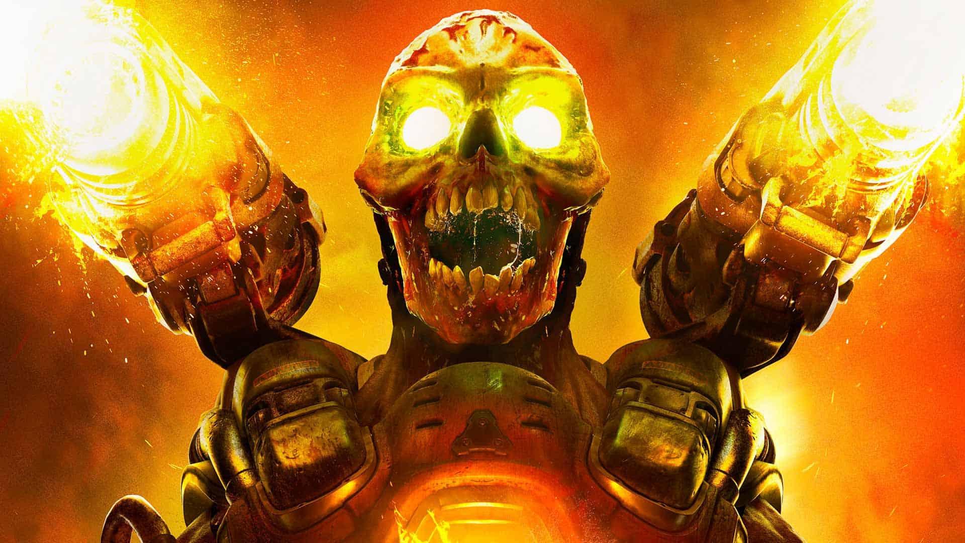 بازی ویدیویی دووم (عذاب) - DOOM Video Game